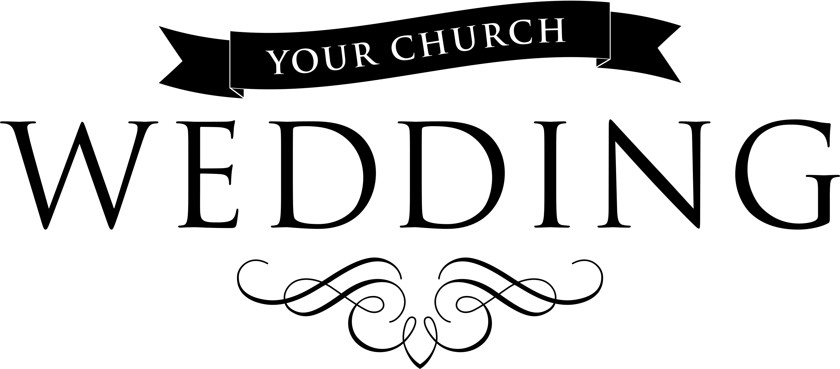 Wedding Logo FINAL Mono