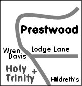 Holy Trinity Church, Prestwood