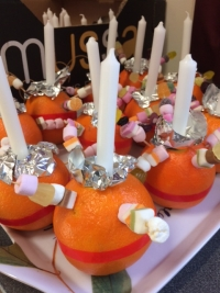 Christingle Making Party