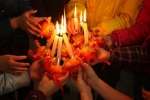 Join our online Christingle service this Christmas Eve