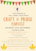Craft & Praise Harvest